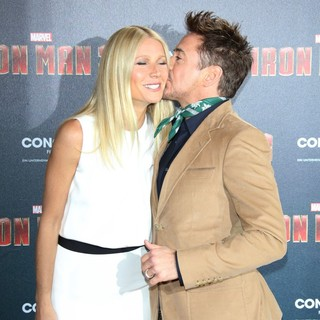 Iron Man 3 Photocall