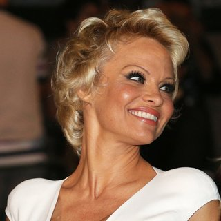 Pamela Anderson in The 60th Taormina Film Festival