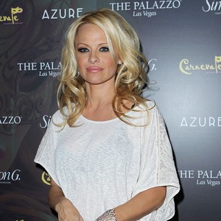 Pamela Anderson - Simon G. Jewelry's Summer Soiree and The Kickoff of Carnevale Nights
