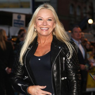 Pamela Stephenson in The UK Film Premiere of The Adventures of Tintin: The Secret of the Unicorn - Arrivals