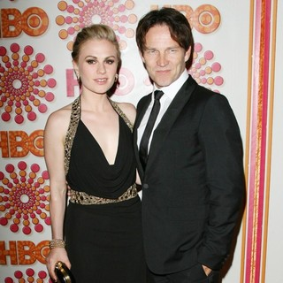 Anna Paquin, Stephen Moyer in 2011 HBO's Post Award Reception Following The 63rd Annual Primetime Emmy Awards