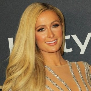 Paris Hilton in 21st Annual Warner Bros. and InStyle Golden Globe After Party