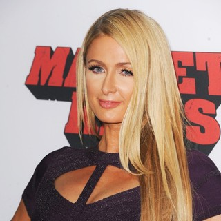 Paris Hilton in Premiere of Open Road Films' Machete Kills