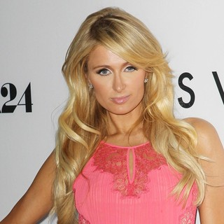 Paris Hilton in Los Angeles Premiere of A24's The Bling Ring - Arrivals