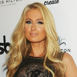 Paris Hilton in Paris Hilton's Single Release Party for Single Good Time