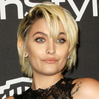 Paris Jackson in InStyle and Warner Bros. Pictures Golden Globes After Party 2017 - Arrivals