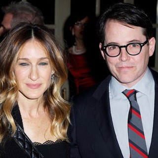 Sarah Jessica Parker, Matthew Broderick in 28th Academy of The Arts Lifetime Achievement Awards to Benefit Guild Hall of East Hampton