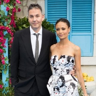Ol Parker, Thandie Newton in The World Premiere of Mamma Mia! Here We Go Again - Arrivals