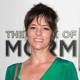 Parker Posey in Opening Night of The Broadway Musical Production of The Book of Mormon - Arrivals