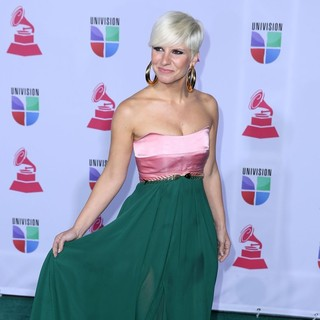 Pasion Vega in 13th Annual Latin Grammy Awards - Arrivals