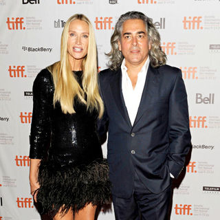 Kelly Lynch, Mitch Glazer in 35th Toronto International Film Festival - 'Passion Play' Premiere