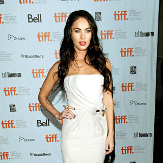 Megan Fox in 35th Toronto International Film Festival - 'Passion Play' Premiere