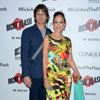 Pat Cleveland in New York Premiere of Ricki and the Flash - Arrivals