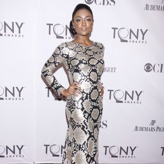 Patina Miller in The 65th Annual Tony Awards - Arrivals