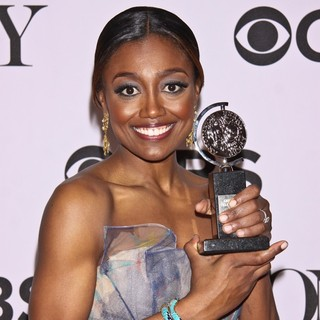 Patina Miller in The 67th Annual Tony Awards - Press Room