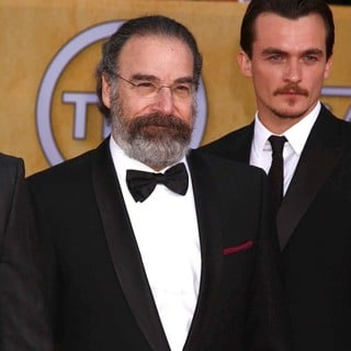 Mandy Patinkin, Rupert Friend in 19th Annual Screen Actors Guild Awards - Arrivals