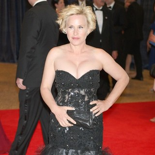 Patricia Arquette in 2013 White House Correspondents' Association Dinner - Arrivals