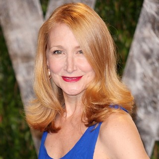Patricia Clarkson in 2012 Vanity Fair Oscar Party - Arrivals