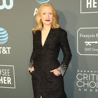 Patricia Clarkson in 24th Annual Critic's Choice Awards - Arrivals