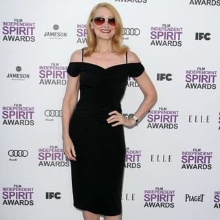 Patricia Clarkson in 27th Annual Independent Spirit Awards - Arrivals