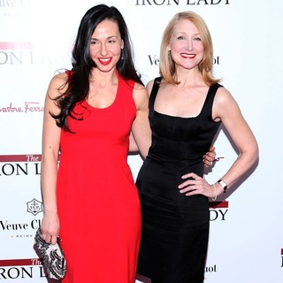 Patricia Clarkson in The New York Premiere of The Iron Lady