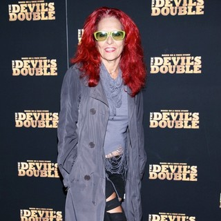Patricia Field in The New York Premiere of The Devil's Double