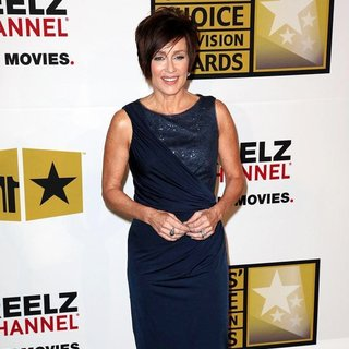 Patricia Heaton in The 2011 Critics Choice Television Awards Luncheon - Red Carpet