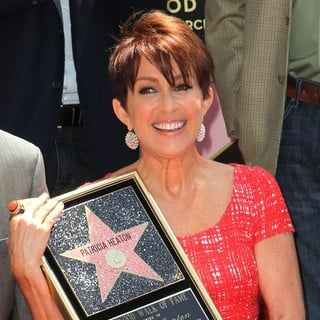 Patricia Heaton in Patricia Heaton Is Honored with A Hollywood Walk of Fame Star