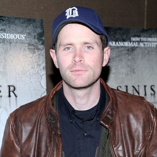 Patrick Carroll in The NYC Screening of Sinister