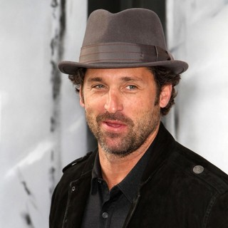 Patrick Dempsey in The Cirque Du Soleil World Premiere of Iris: A Journey Into The World of Cinema