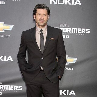 Patrick Dempsey in New York Premiere of Transformers Dark of the Moon