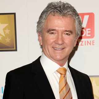 Patrick Duffy in 2012 Critics' Choice TV Awards - Arrivals
