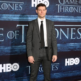 Patrick Fugit in Los Angeles Premiere for Season 6 of HBO's Game of Thrones