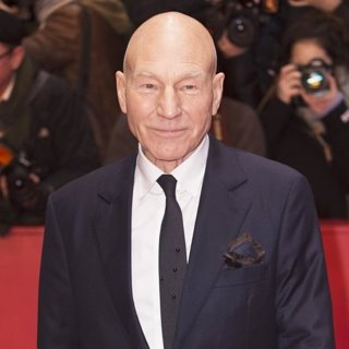 Patrick Stewart-67th International Berlin Film Festival - Logan - Premiere