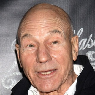 Patrick Stewart in Opening Night of Breakfast at Tiffany's - Arrivals