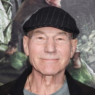 Patrick Stewart in Premiere of Jack the Giant Slayer