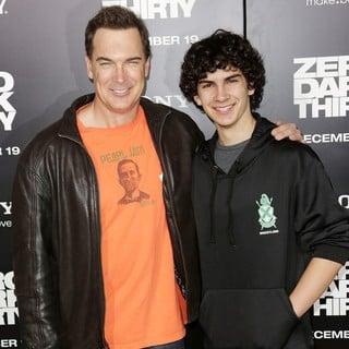 Patrick Warburton in Los Angeles Premiere of Columbia Pictures' Zero Dark Thirty
