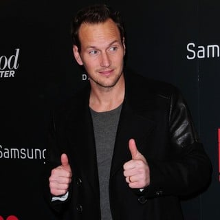 Patrick Wilson in The Premiere of Django Unchained
