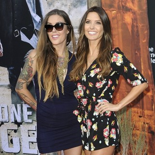 Audrina Patridge in The World Premiere of Disney-Jerry Bruckheimer Films' The Lone Ranger - patridge-premiere-the-lone-ranger-02