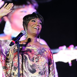 Patti LaBelle in Patti LaBelle Performs During The 7th Annual Jazz in The Gardens