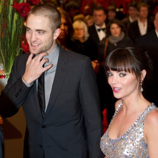 Robert Pattinson, Christina Ricci in 62nd Annual Berlin International Film Festival - Bel Ami Premiere Red Carpet Arrivals