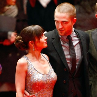 Christina Ricci, Robert Pattinson in 62nd Annual Berlin International Film Festival - Bel Ami Premiere Red Carpet Arrivals