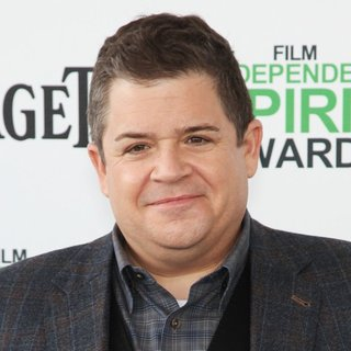 Patton Oswalt in The 2014 Film Independent Spirit Awards - Arrivals