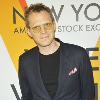 Paul Bettany in Louis Vuitton Exhibition Opening