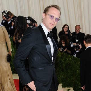 Paul Bettany in Manus x Machina: Fashion in An Age of Technology Costume Institute Gala