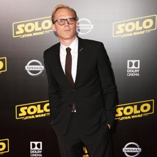 Paul Bettany in Premiere of Disney Pictures and Lucasfilm's Solo: A Star Wars Story - Arrivals