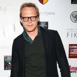 Paul Bettany in US Debut of The Canali Fitness System