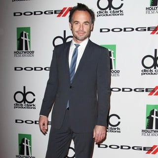 Paul Blackthorne in The 17th Annual Hollywood Film Awards