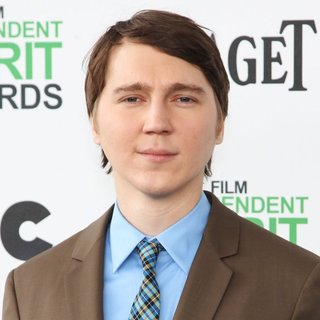 Paul Dano in The 2014 Film Independent Spirit Awards - Arrivals