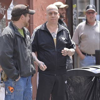 Paul Giamatti in Paul Giamatti Films Scenes for The Amazing Spiderman 2